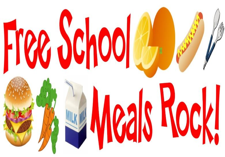 SCHOOL MEALS CONTINUE EFFECTIVE TUESDAY 3/17 - 3./20